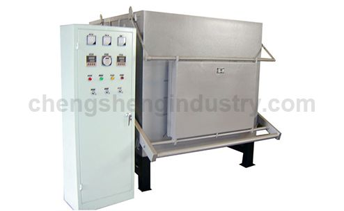 High Temperature Box Type Resistance Annealing Furnace