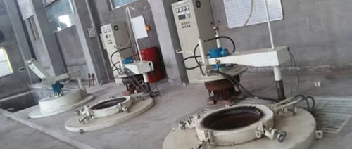 Pit Pot Type Vacuum Wire Bright Annealing Furnace