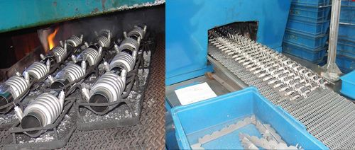 Continuous Mesh Belt Controlled Atmosphere Brazing Furnace Manufacturers