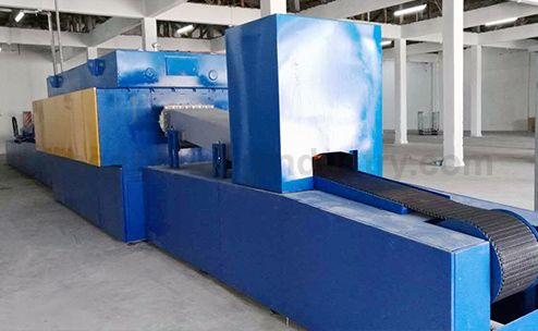 High Temperature Atmosphere Protective Sintering Furnace