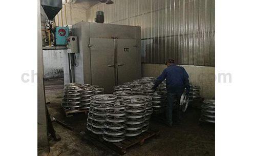 Aluminum Alloy Hardening Furnace / Oven Manufacturers