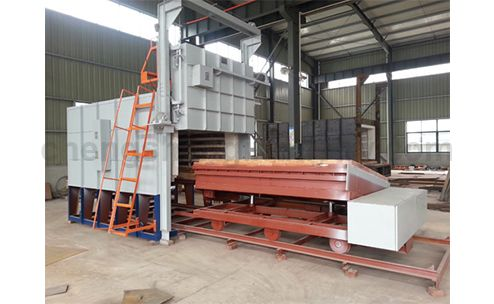 Industrial High Temperature Electric Heating / Annealing / Normalizing / Quenching / Tempering Furnace