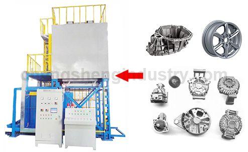 Drop Bottom Aluminum Quenching Heat Treatment Furnace
