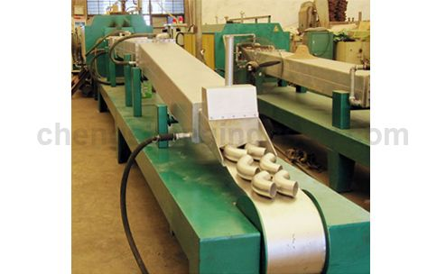 Convey Belt Type Surgical Instrument Bright Hardening Heat Treatment Furnace