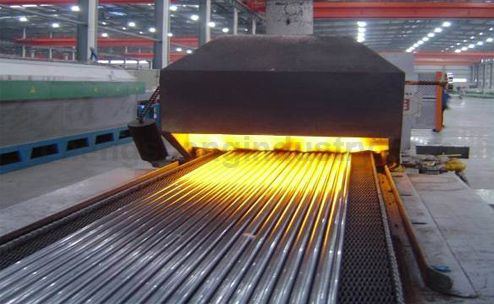 Controlled Atmosphere Gas Metal Annealing Furnace