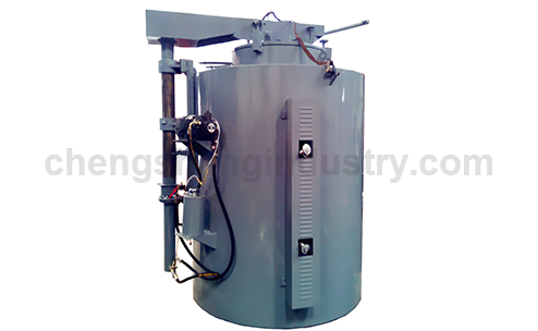 Well Type Annealing Heat Treatment Resistance Furnace