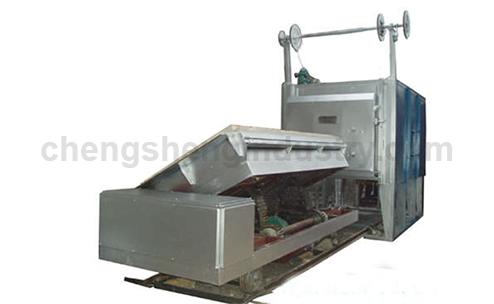 Batch Type Electrical Bogie Hearth Furnace