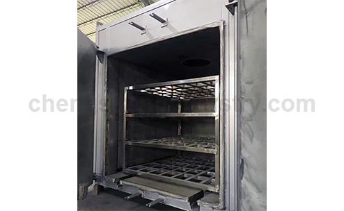 Metal Aluminum Profile Heating Aging Oven