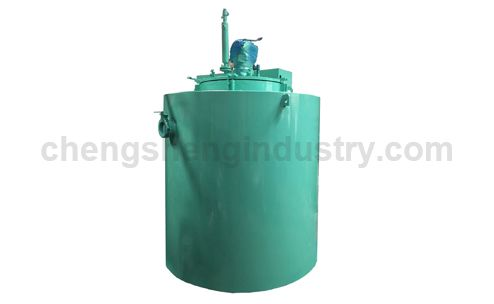 Well Type Electric Steel Nitriding Furnace With Atmosphere Protective