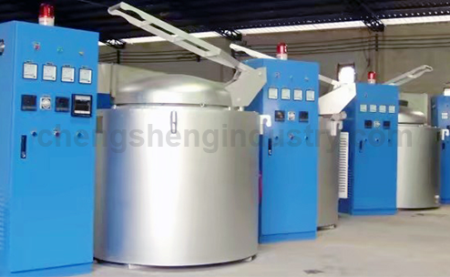 Industrial Small Aluminum Electric Resistance Melting Furnace Manufacturer / Suppliers