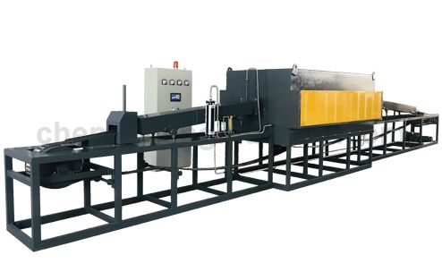 Controlled Atmosphere Muffle Sintering Furnace