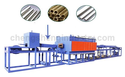 Price of Us Heat Treatment Annealing Furnace for Pipe