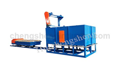 Electric Car Bottom Type Metal Hardening and Tempering Furnace