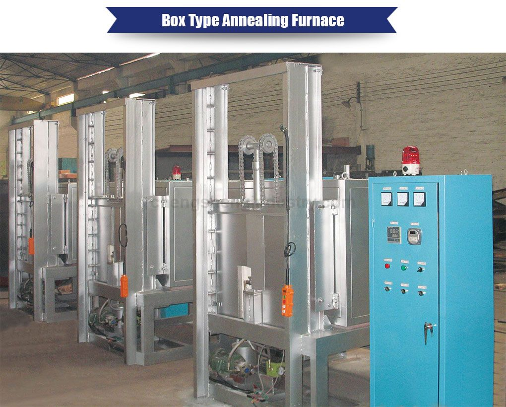 Chamber Type Electric Resistance Heat Treatment Annealing Furnace