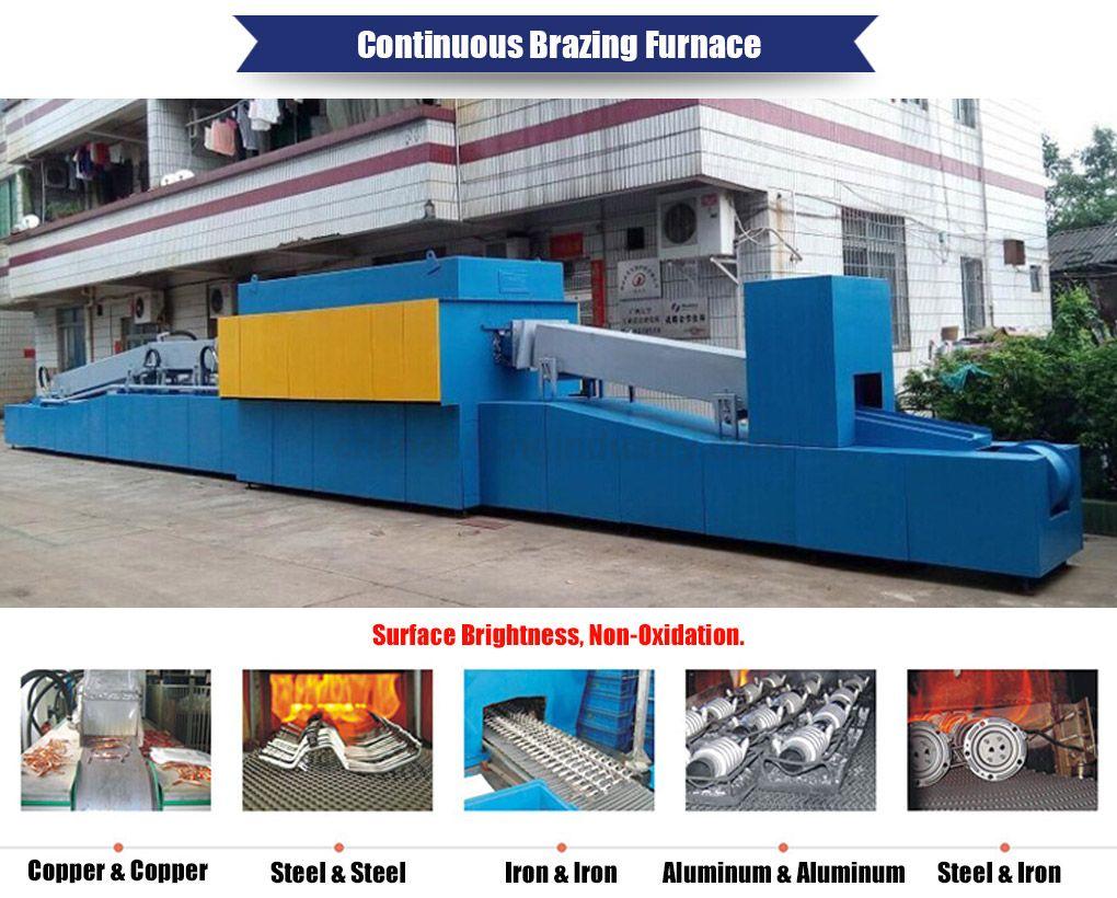 Automatic Copper Brazing Machine
