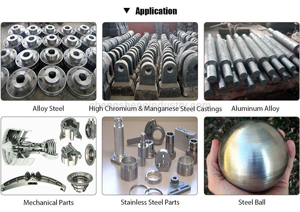 Trolley Electric Resistance Steel Tempering Furnace