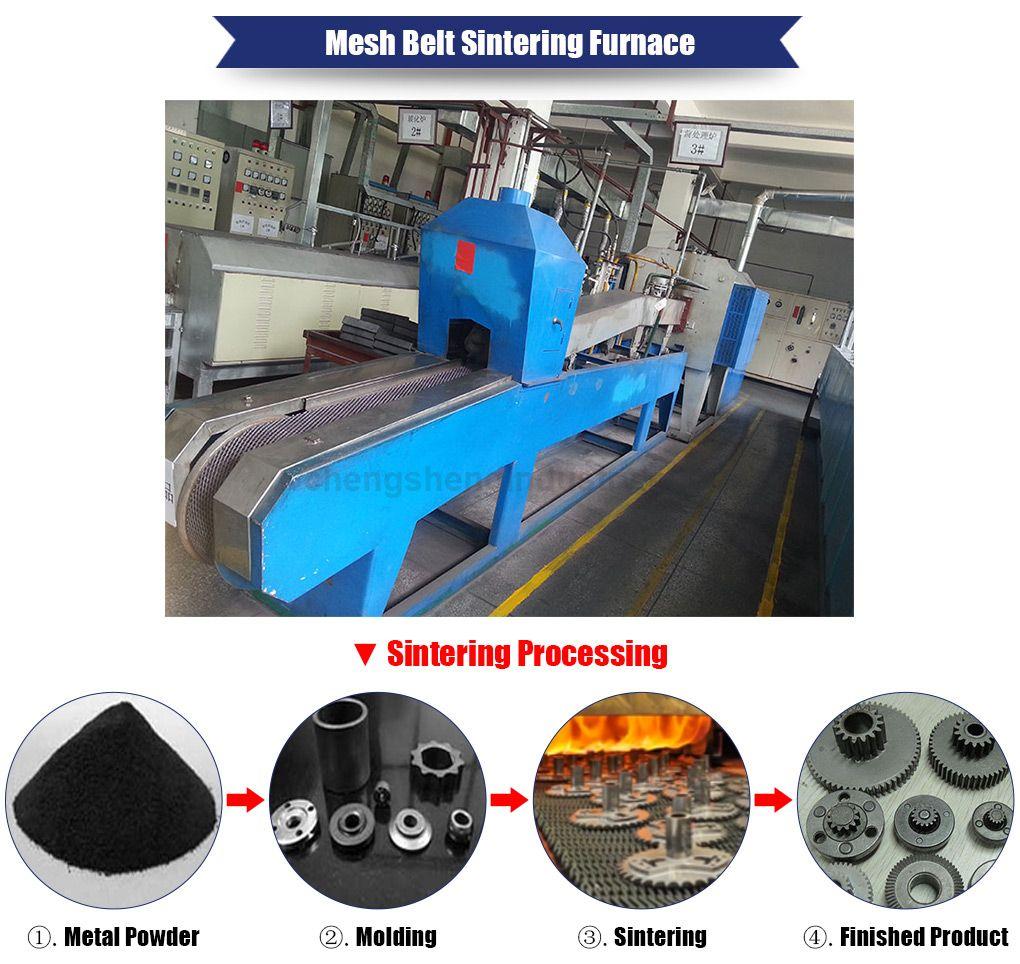 Industrial Electirc Furnace for Sintering